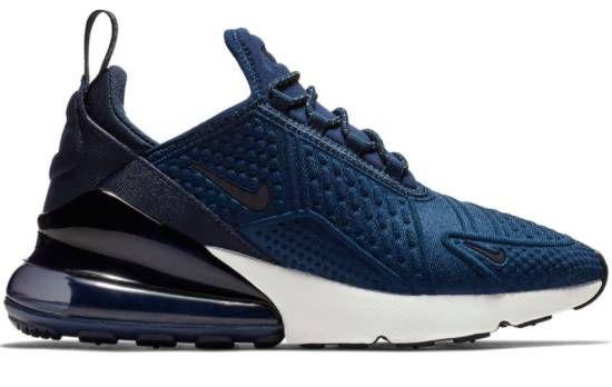 Nike Air Max 270 SE AJ7372 400 Blauw 38.5 maat 38.5