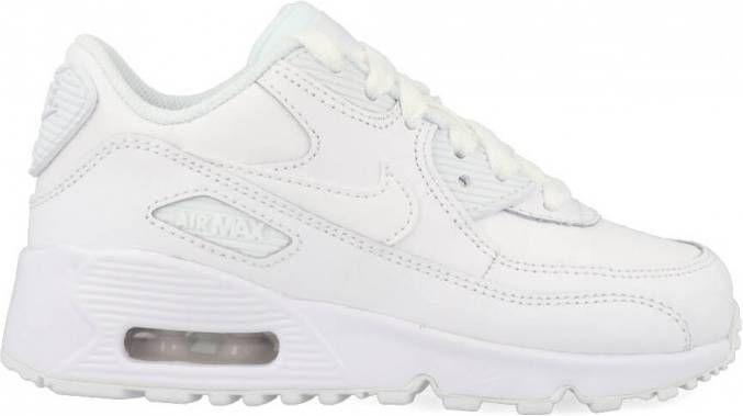 | Nike Air Max 90 Leer 833416 001 Zwart 19.5