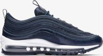 Nike Air Max 97 921522 404 Blauw 36.5 maat 36.5