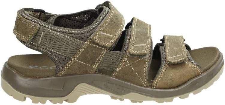 Ecco Offroad outdoor sandalen kaki