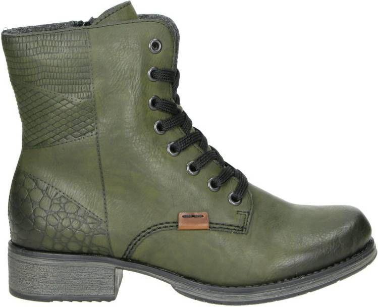 Groene Dames Veter schoenen kopen? Vergelijk op Vindjeschoen.nl