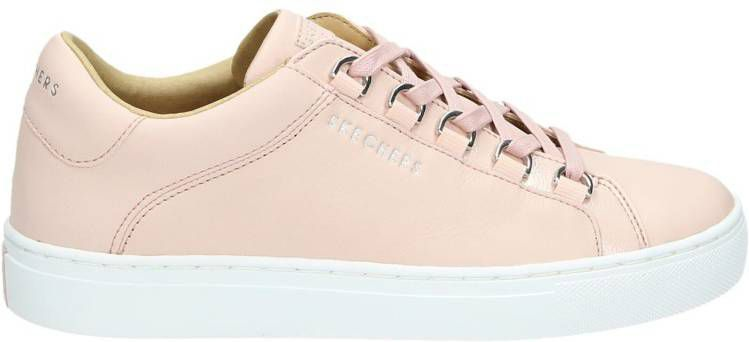 Skechers Side Street lage sneakers zwart