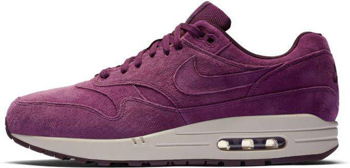 Nike Air Max 1 Premium sneakers in paars 875844 602