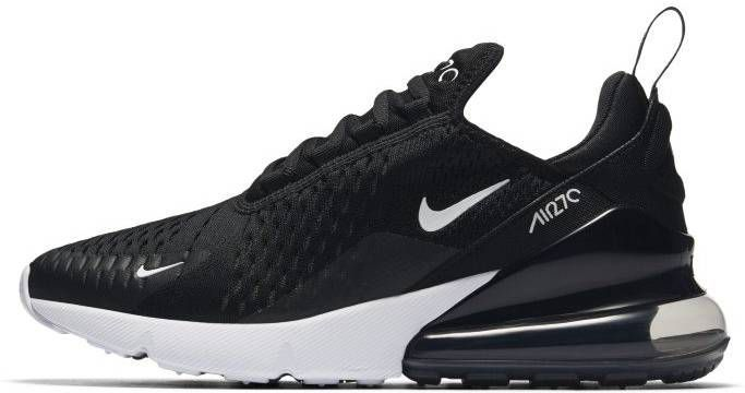 Nike Air Max 270 Sneakers in zwart en wit