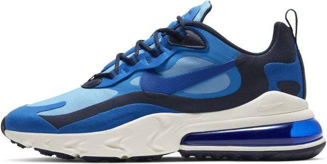Nike Air Max 270 BV2517 400 Blauw Geel Zwart 42.5 maat