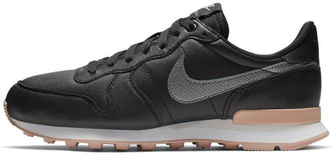 nike internationalist premium zwart