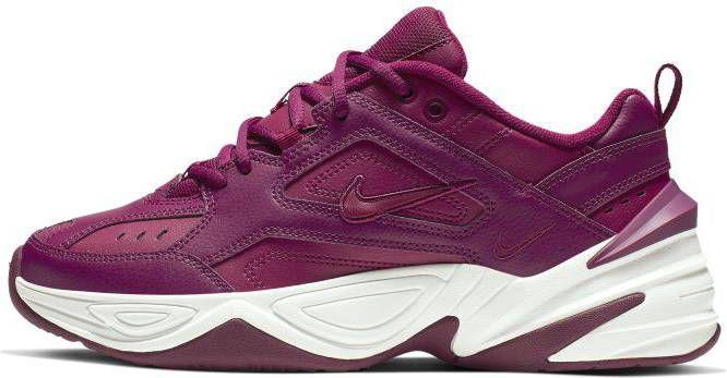 Nike M2K Tekno Sneakers in roze