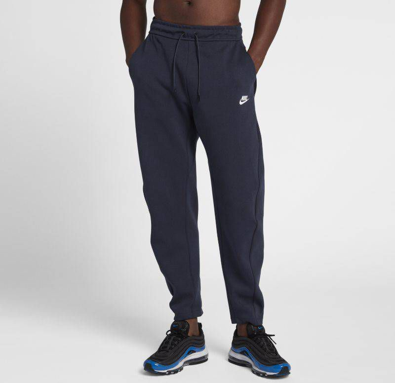 Nike Sportswear Tech Fleece Herenbroek Blauw
