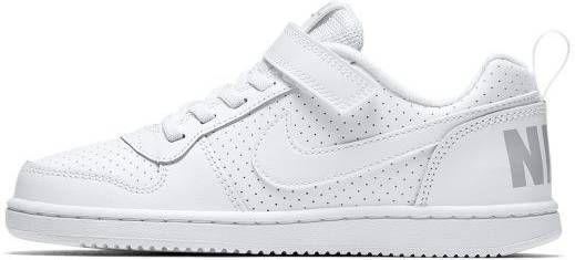 Lage Sneakers Nike Boys' court borough low (ps) pre school shoe