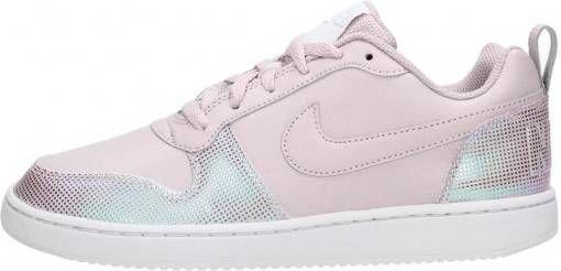 Lage Sneakers Nike Court Borough Roze