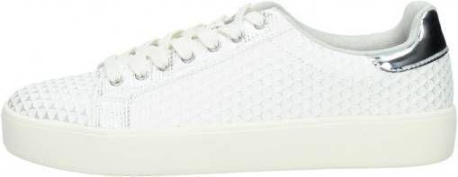 Tamaris Sneakers Laag wit Wit