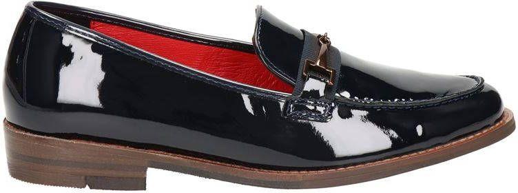 Ara Kent comfort lakleren loafers donkerblauw online kopen