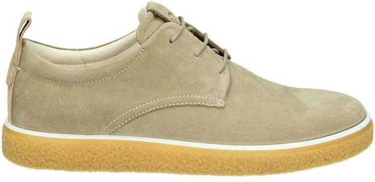Ecco nubuck sneakers Crepetray beige
