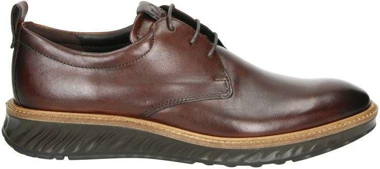 Ecco St 1 Hybrid lage nette schoenen cognac online kopen