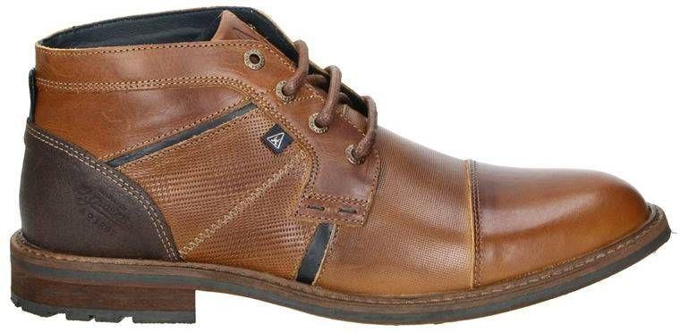 Gaastra Crew Mid hoge nette schoenen cognac online kopen