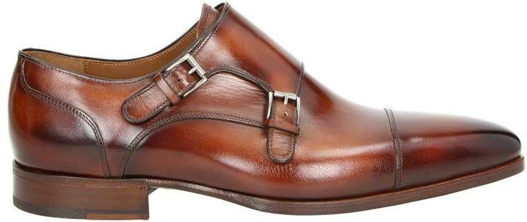 Greve lage nette schoenen cognac online kopen