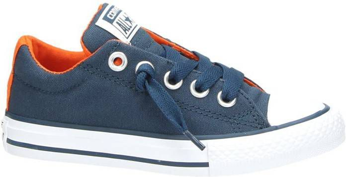 0d89e596bb0 Converse All Star lage sneakers blauw - Frontrunner.nl