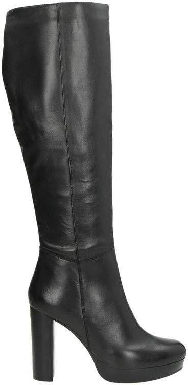 Nelson hoge laarzen zwart