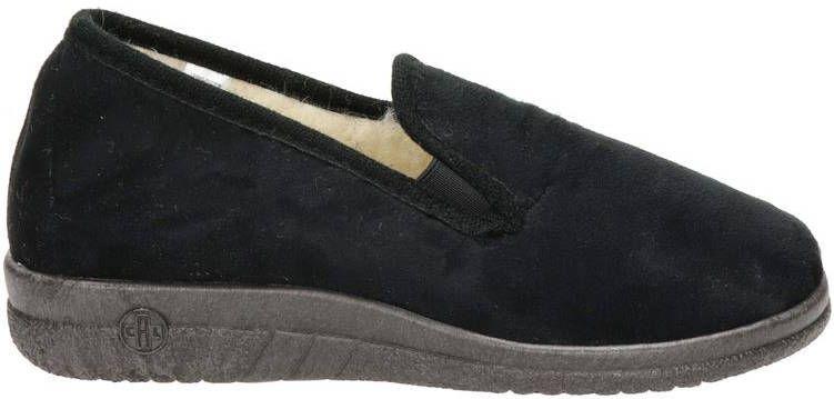 Nelson Home pantoffels zwart online kopen