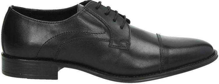 Nelson lage nette schoenen zwart online kopen