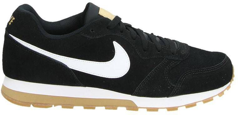 62852253d3e Nike MD Runner 2 lage sneakers zwart - Frontrunner.nl