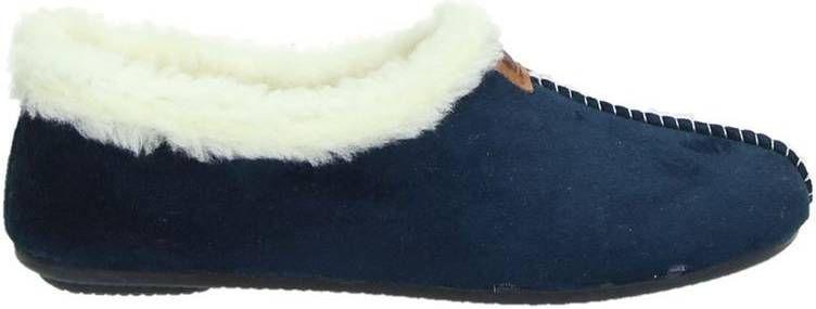 Nelson Home pantoffels donkerblauw online kopen