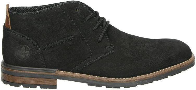 Rieker hoge nette schoenen zwart online kopen
