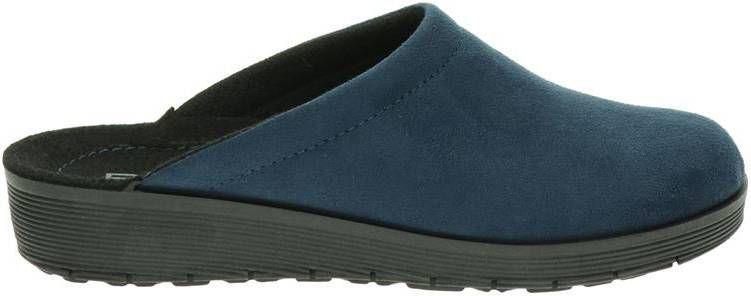 Rohde pantoffels blauw online kopen