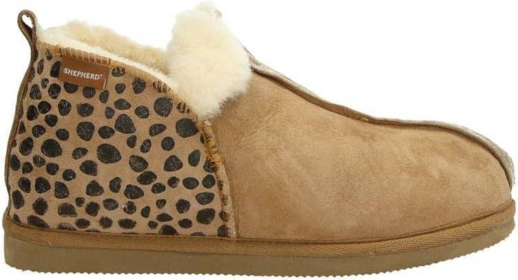 Shepherd suède pantoffels Annie online kopen