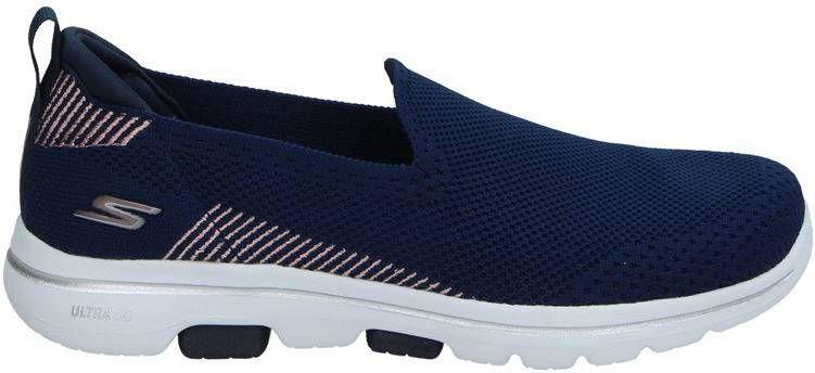 Skechers Go Walk 5 instappers donkerblauw online kopen