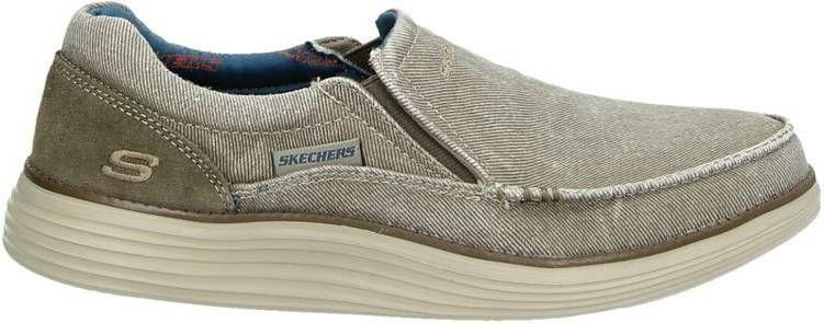 Skechers instapschoenen beige online kopen
