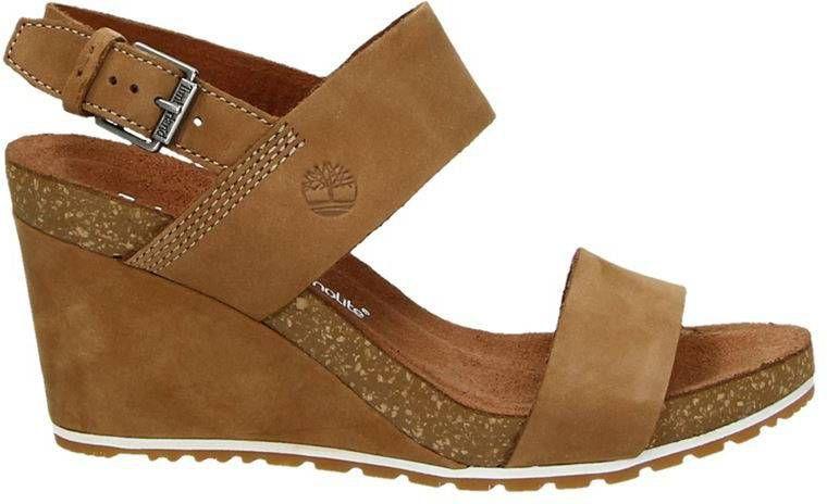 Timberland Capri Sunset nubuck sandalettes online kopen