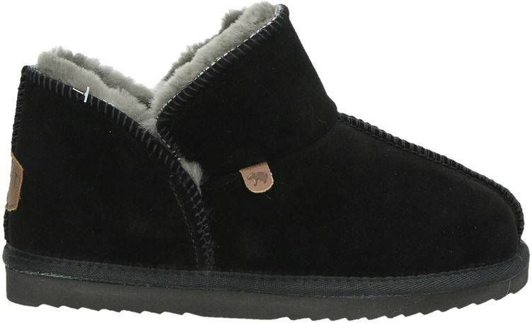 Warmbat Australia gevoerde suède pantoffels online kopen