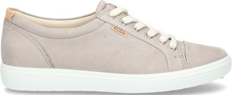 Ecco Sneakers Soft 7 430003 02434 Lichtblauw
