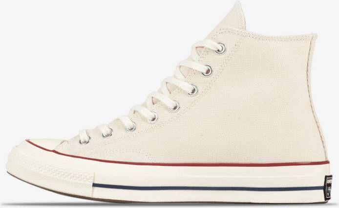Converse M7650C CT HI Canvas Sneakers Unisex Optical White online kopen