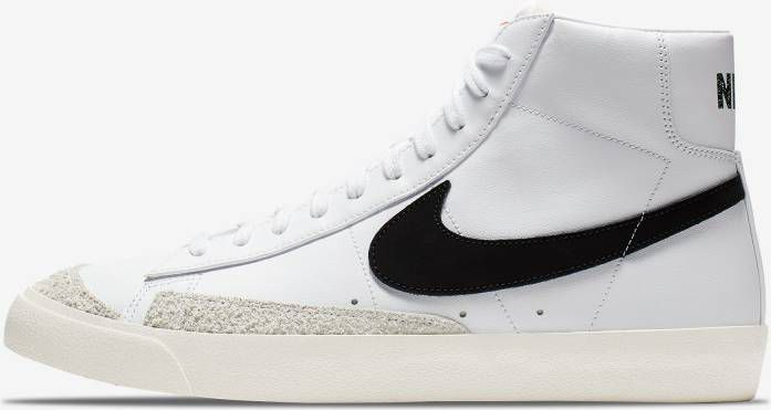 Nike Blazer Mid '77 Vintage Dames White/Black Dames online kopen