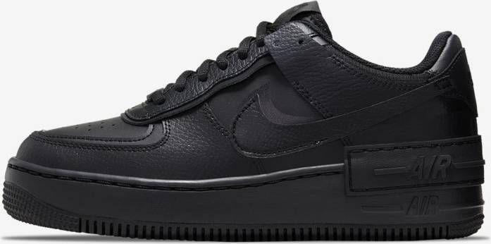 Nike Air Force 1 Shadow Sneakers in zwart online kopen