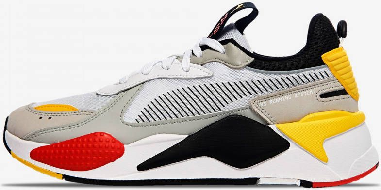 Puma RS-X Toys White/Black/Yellow/Red Heren online kopen