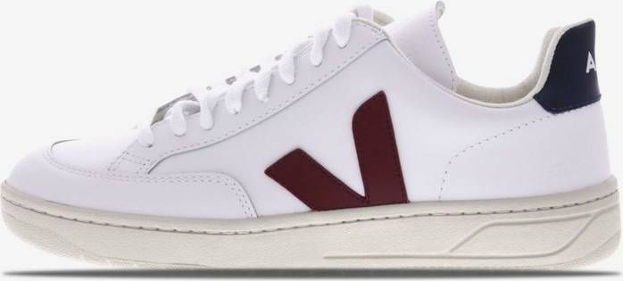 Veja men's shoes leather trainers sneakers v 12 online kopen