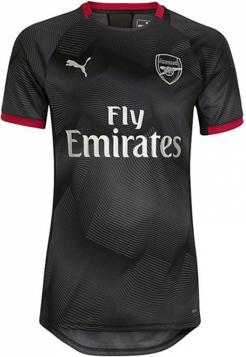 T shirt Korte Mouw Arsenal Graphic Jersey