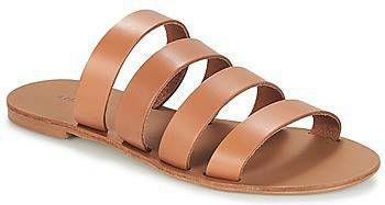 Bruine Dames Slippers online kopen? Vergelijk op Vindjeschoen.nl