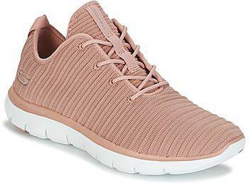 GreyViolet SKECHERS Stretch Fit with Air Cooled Memory Foam