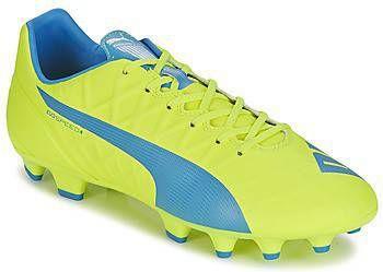 Evospeed 3 2 Football zwart groen Puma voetbal schoenen