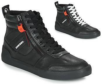 Diesel 'S-Dvelows' high-top sneakers online kopen