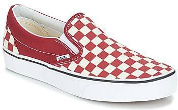 Vans Classic Slip On Chili Pepper VN0A38F7VK51 Rood Wit 38.5 maat 38.5
