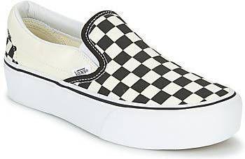 Zwarte Dames Vans Schoenen online kopen? Vergelijk op