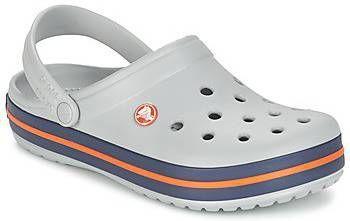 Crocs Clogs Crocband Grijs online kopen