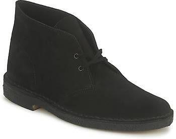 Clarks Originals Boots en enkellaarsjes Zwart online kopen