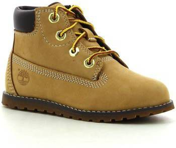 Timberland Pokey Pine 6 inch Boots A125Q Geel 30 maat 30