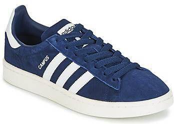 Adidas Courtset Donker Blauwe Lage Sneakers Vindjeschoen.nl